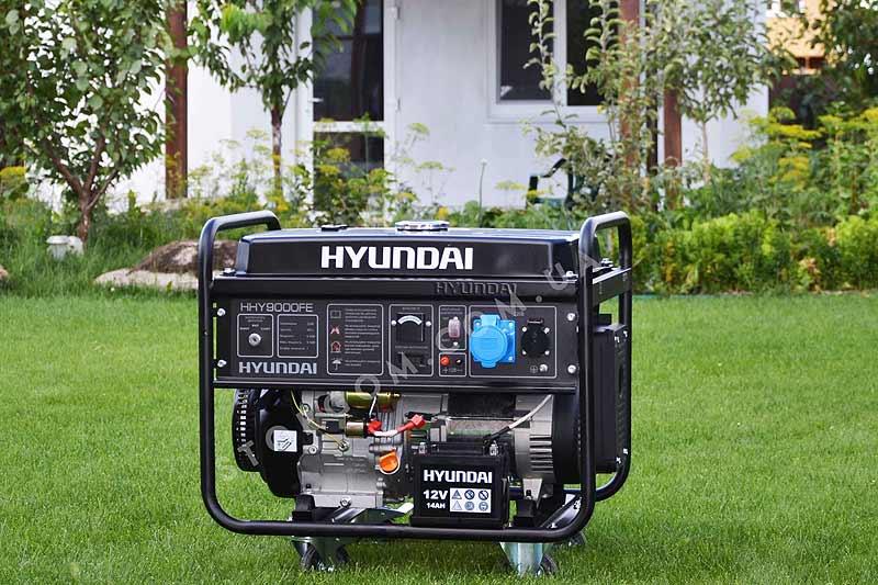 Синхронные бензиновые генераторы