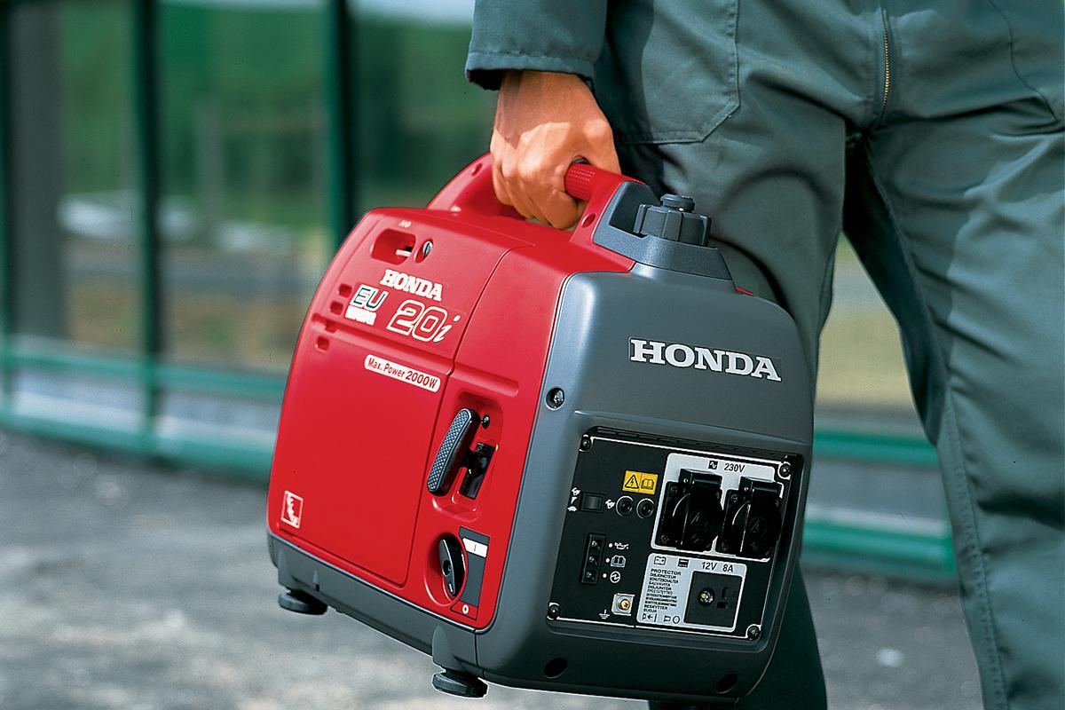 Переносные бензиновые генераторы